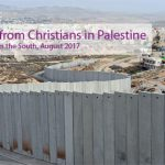 A call from Christians in Palestine