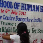 Shaping a New World: Statement from the South Asia School of Human Rights