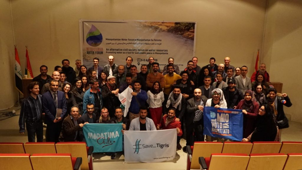 ICSSI - Save the Tigris - 1st MWF, April 2019