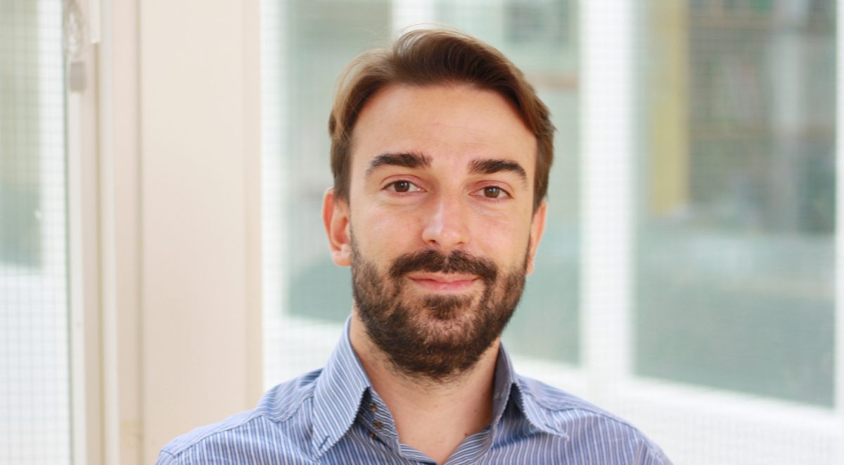Federico Orioli - Information and Project Advisor (September 2019-January 2020)