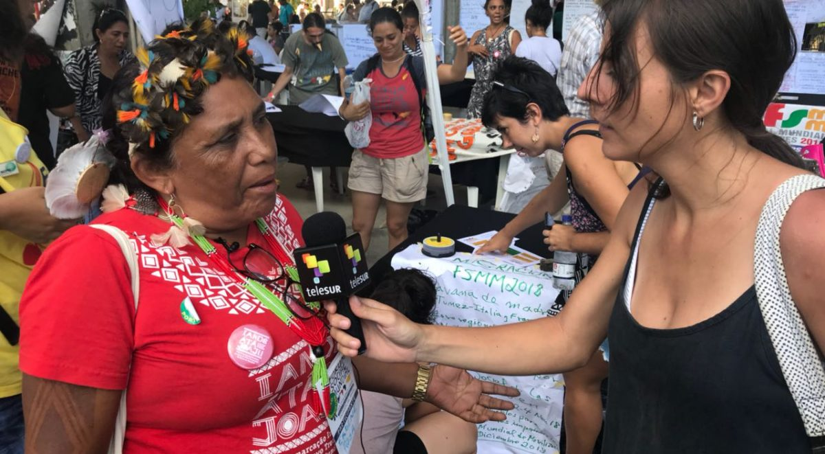 TAAF March 2018, Salvador