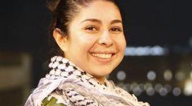 Sama Anfous, Kairos Palestine