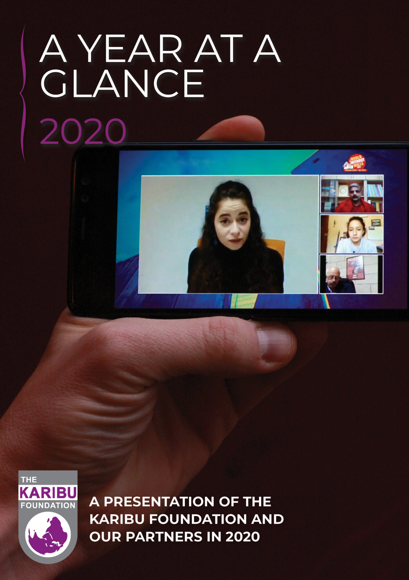 2020 Year at a Glance COVER