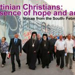 Palestinian Christians: A presence of hope and action